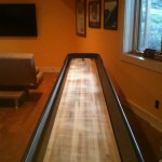 Competition Shuffleboard Table